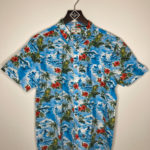 chemise hawaienne Billabong bleue